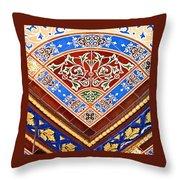 New York City Tile Throw Pillow