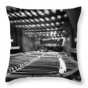 New York: Lincoln Center Throw Pillow