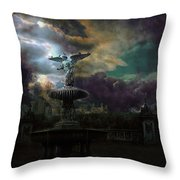New York Series Number 3 Throw Pillow
