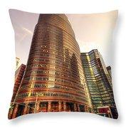 New York33 Throw Pillow