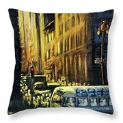 New Yorker July 23 1960 Throw Pillow