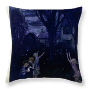 New Yorker July 30 1955 Throw Pillow