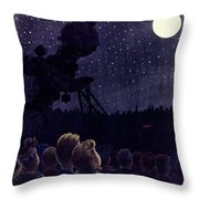 New Yorker May 13 1950 Throw Pillow