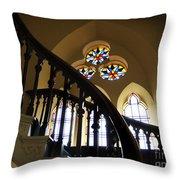 New Zealand Christchurch 1 Throw Pillow