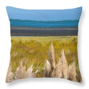 New Zealand Throw Pillow