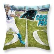 Newton Dab Throw Pillow