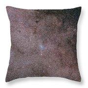 Ngc 6067 In Norma Star Cloud Throw Pillow