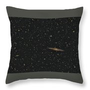 Ngc Eight Nine One And Abell Three Four Seven Throw Pillow