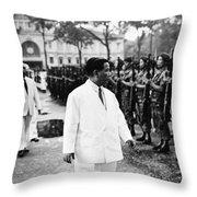 Ngo Dinh Diem (1901-1963) Throw Pillow