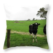N'gombe Throw Pillow
