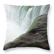 Niagara Falls 1 Throw Pillow