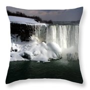 Niagara Falls 6 Throw Pillow