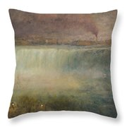 Niagara Throw Pillow
