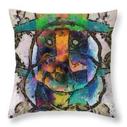 Niche Throw Pillow