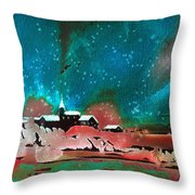Nichtfall 14 Throw Pillow