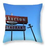 Nickerson Farms Throw Pillow