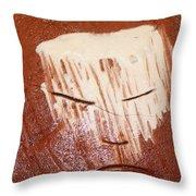 Night - Tile Throw Pillow
