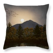 Night Calls Throw Pillow