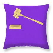 Night Court My Favorite Tv Shows Series 019 Throw Pillow