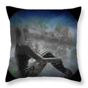 Night Hope V2 Throw Pillow