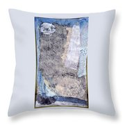 Night Images Throw Pillow