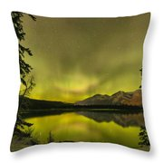 Night Sky Magic Throw Pillow