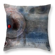 Night Train Special Throw Pillow