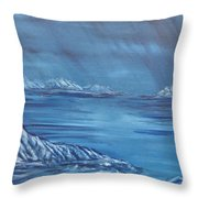 Night World Throw Pillow