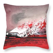 Nightfall 09 Throw Pillow