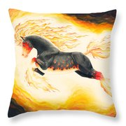 Nightmare 3.0 Throw Pillow