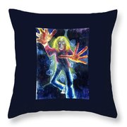 Nightmare Throw Pillow