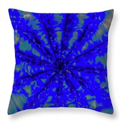 Nightmare Chills Throw Pillow