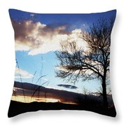 Nightsky Throw Pillow