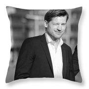Nikolaj Coster-waldau 7 Throw Pillow