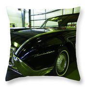 nineteen sixty two T bird Throw Pillow