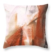 The Horse Within  Throw Pillow