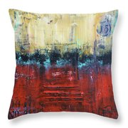 No. 337 Throw Pillow