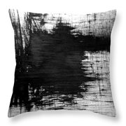 No Color Needed 6 Throw Pillow