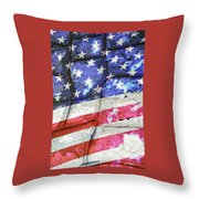 No Matter What Divides Us Throw Pillow
