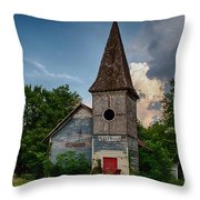 No More Hallelujahs Throw Pillow