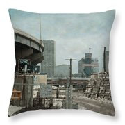No Northerly Exit Throw Pillow