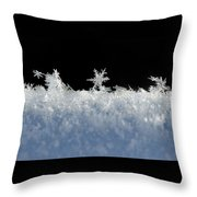 No Two Exactly Alike Throw Pillow