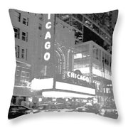 No Wind In This City....... Throw Pillow