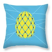 No057 My Oceans 12 Minimal Movie Poster Throw Pillow