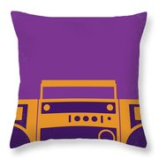 No886 My Say Anything Minimal Movie Poster Throw Pillow