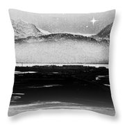 Nocternal Devine Throw Pillow