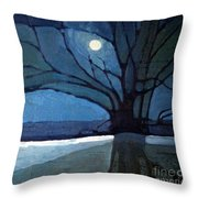 Nocturne 71 Throw Pillow
