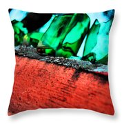 Nola Security1 Throw Pillow