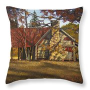 Nolan Corners Farmhouse Throw Pillow