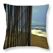 N'or Easter Throw Pillow